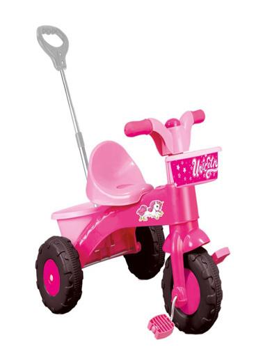 Dolu Dolu Unicorn İlk Bisikletim Ebeveyn Kontrollü 2504 Renkli